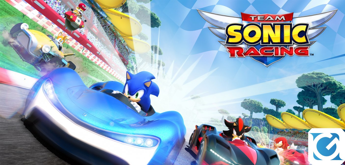 Team Sonic Racing: svelato un nuovo video gameplay