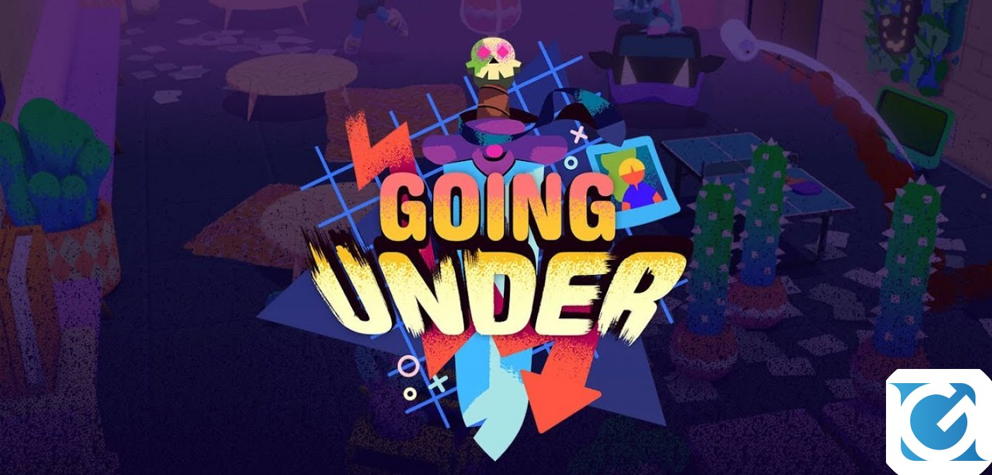 Team17 annuncia: Going Under, un nuovo dungeon crawler
