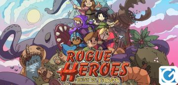 Recensione Rogue Heroes: Ruins of Tasos per Nintendo Switch - In guerra contro i Titani!