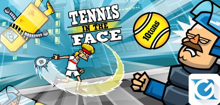 Recensione Tennis In The Face