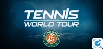 Bigben ha annunciato Tennis World Tour - Roland-Garros Edition