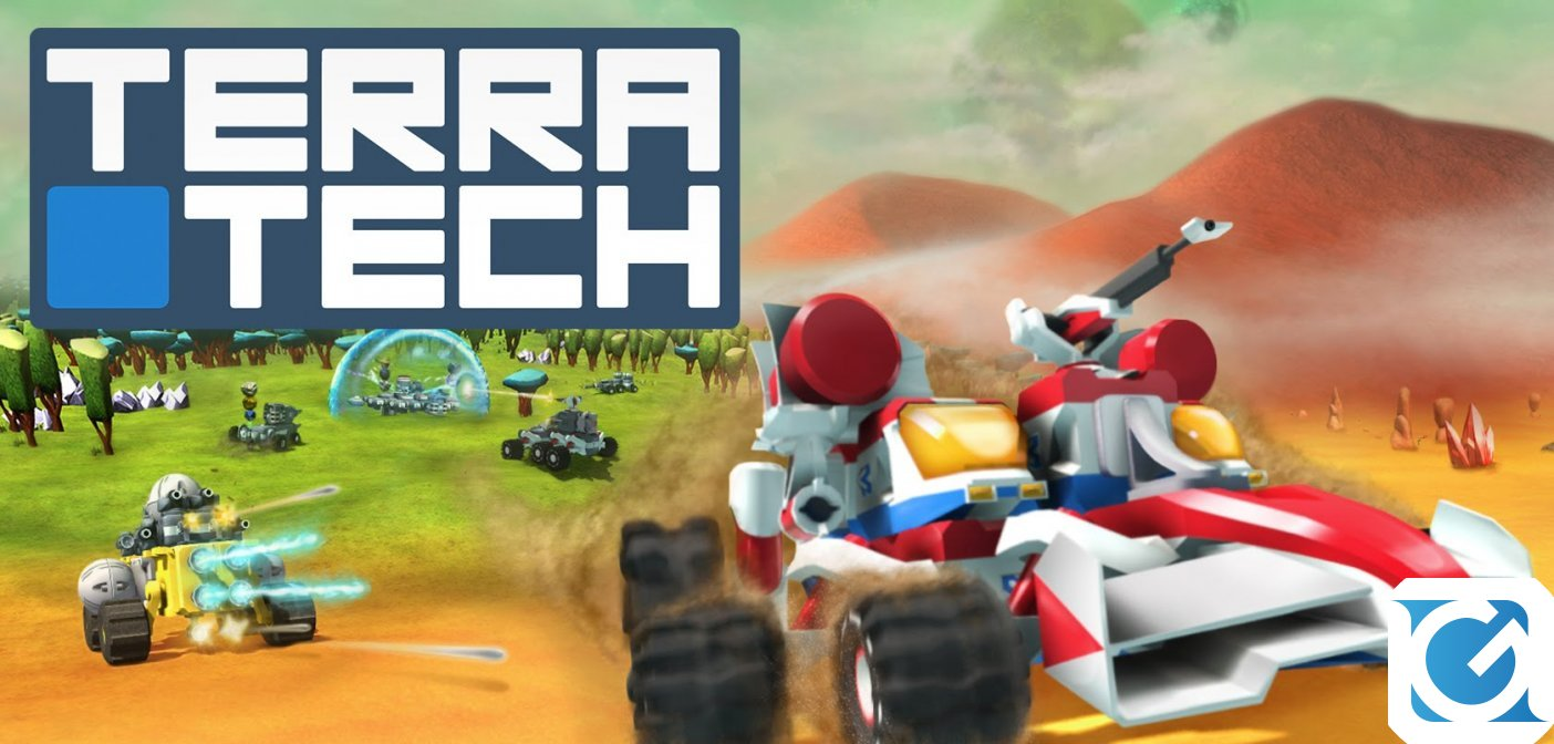 TerraTech e' disponibile per XBOX One e PC
