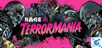 TerrorMania per RAGE 2 è disponibile