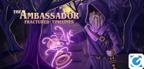 Recensione The Ambassador: Fractured Timelines per Nintendo Switch - Padrone del tempo