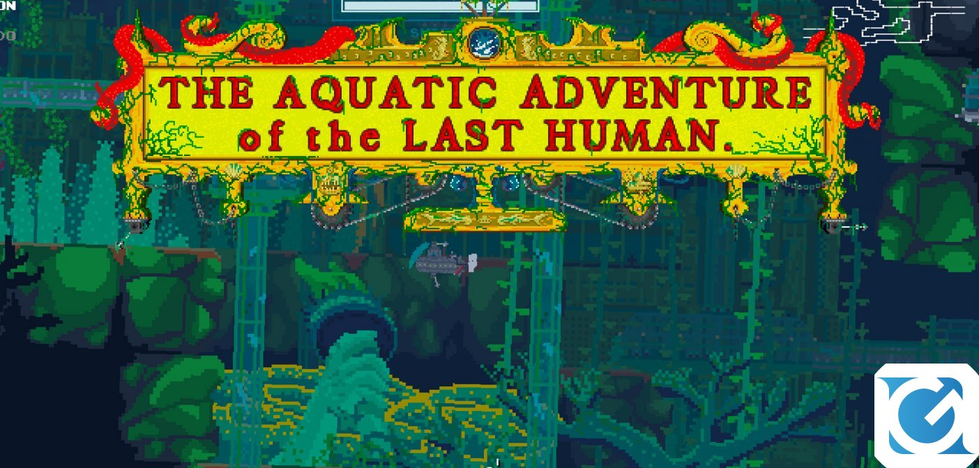 A Natale The Aquatic Adventure of the Last Human arriva su Switch!