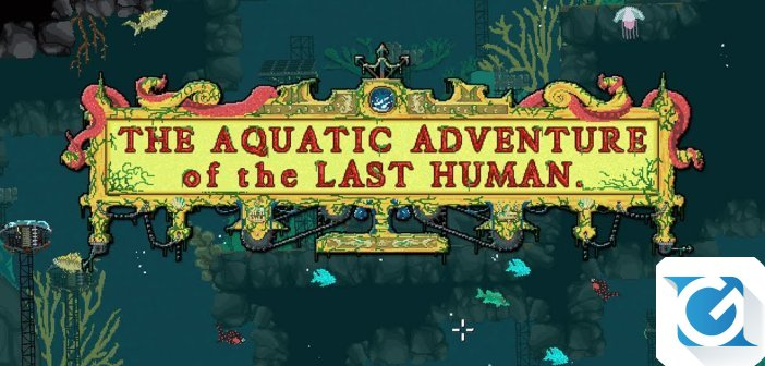 The Aquatic Adventure of the Last Human arriva su XBOX One e Playstation 4