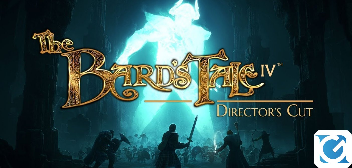 The Bard's Tale IV: Director's Cut è finalmente disponibile