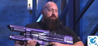 The Big Show giocherà a Destiny 2 con Bungie!