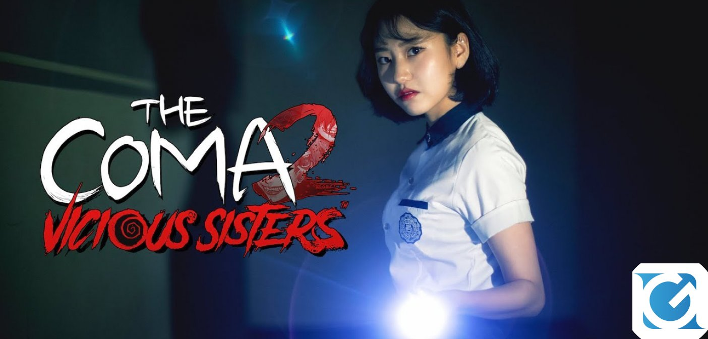 The Coma 2: Vicious Sisters arriva su Playstation 4 e Switch