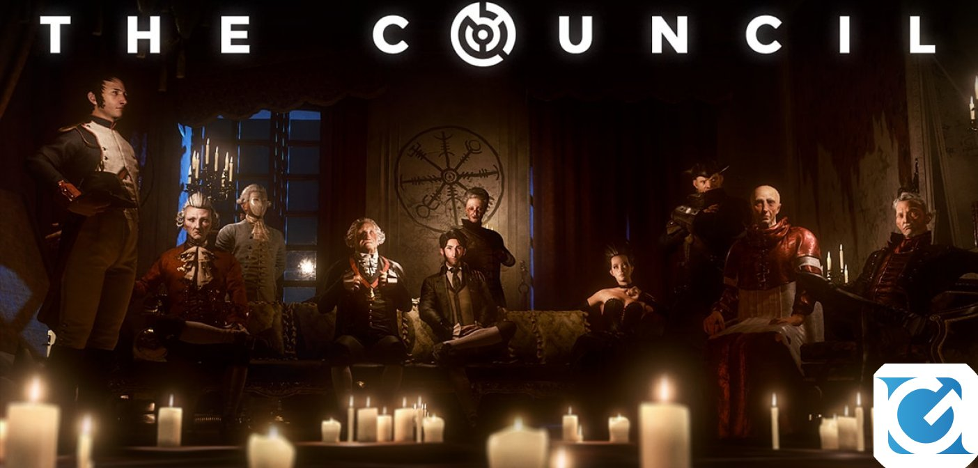 The Council - Complete Edition arriva in italiano a dicembre