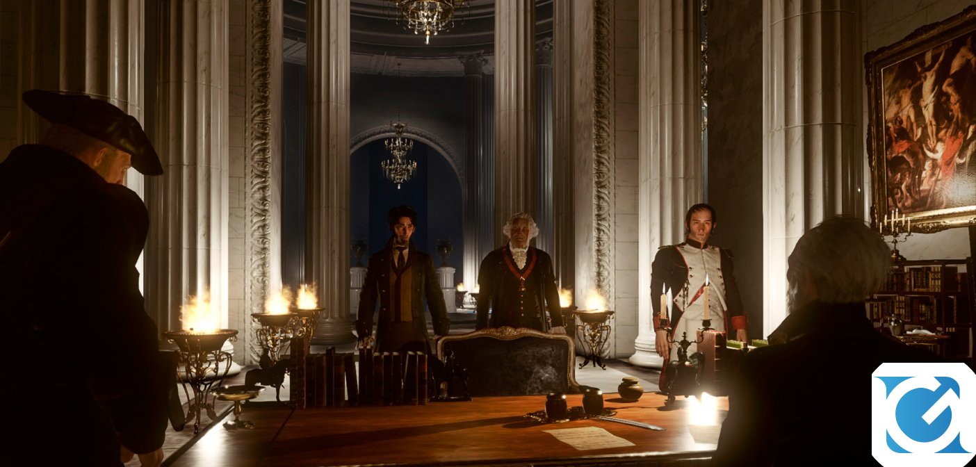 The Council - Complete Edition è disponibile per XBOX One e PS4