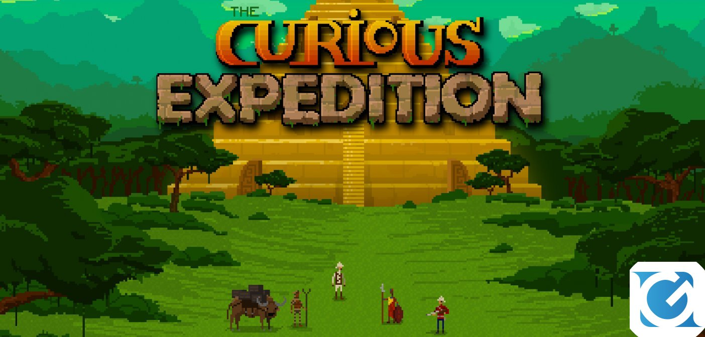 Curious Expedition arriva su console