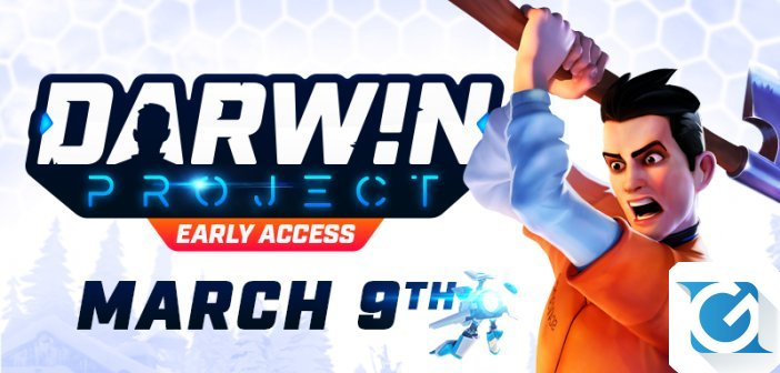 The Darwin Project arriva in game preview su XBOX One e PC