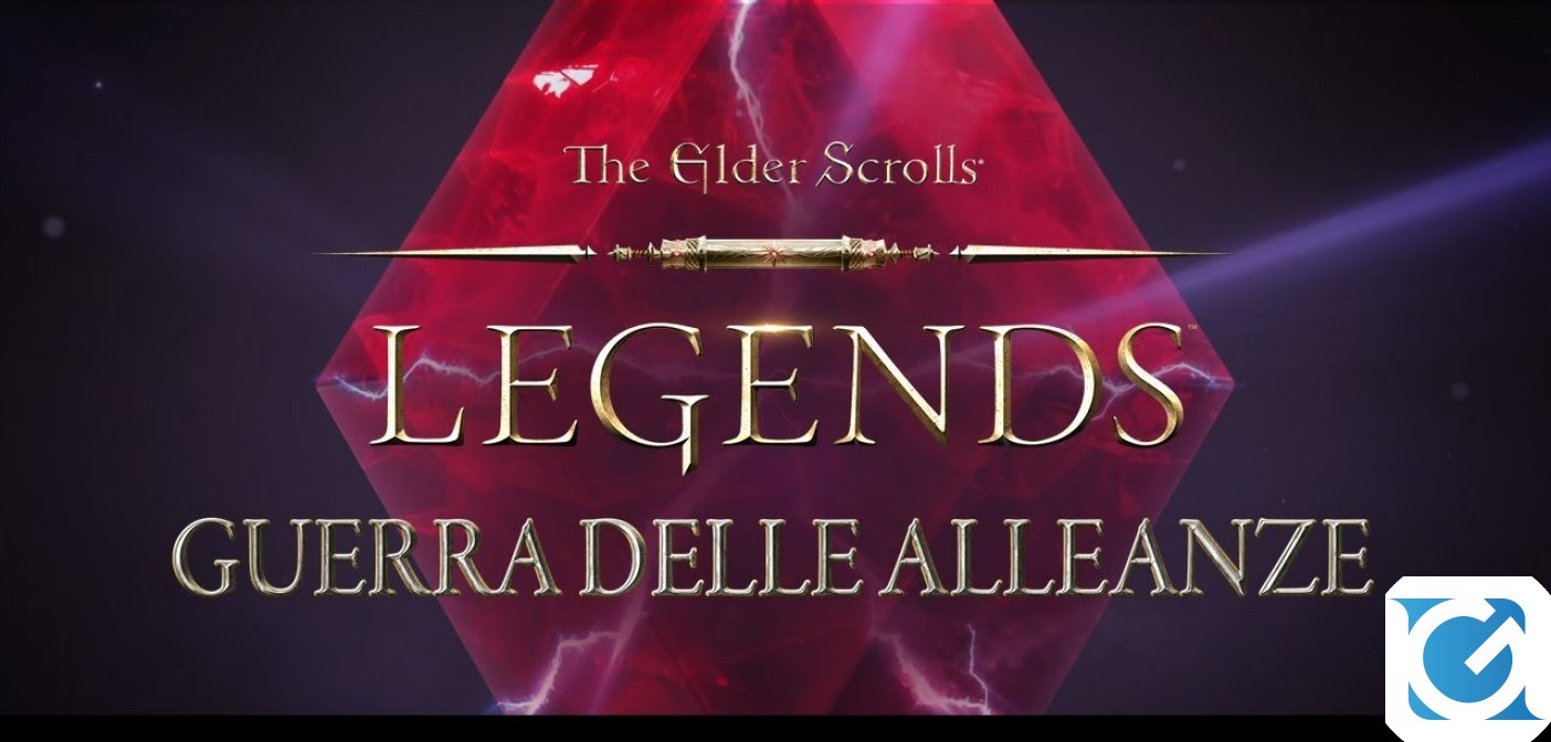 The Elder Scrolls: Legends: Guerra delle Alleanze è disponibile per PC, iOS, e Android