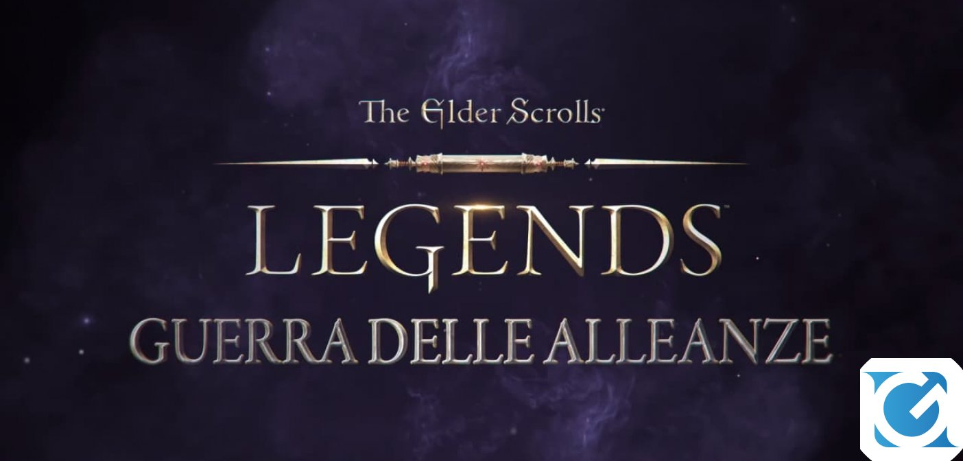 The Elder Scrolls: Legends: annunciata la Guerra delle Alleanze