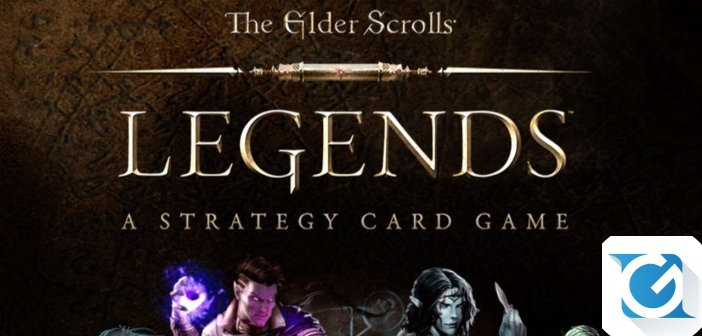 The Elder Scrolls: Legends e' disponibile per PC