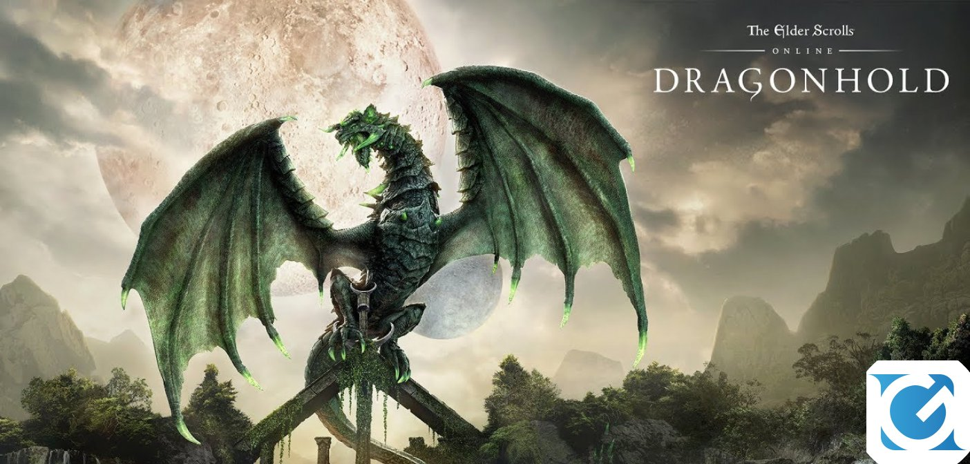 The Elder Scrolls Online: Dragonhold è disponibile
