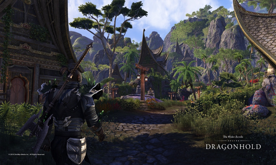 The Elder Scrolls Online: Elsweyr Dragonhold