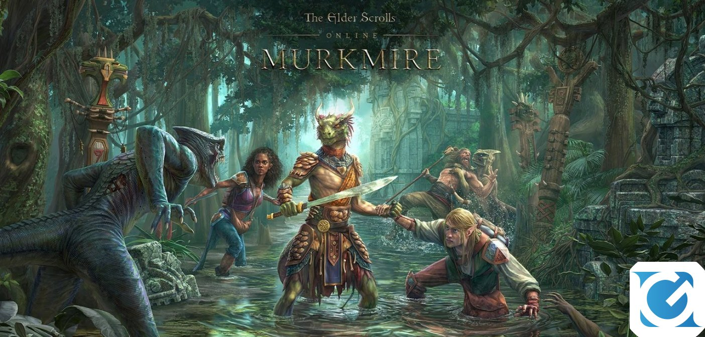 The Elder Scrolls Online: arriva Murkmire su PC