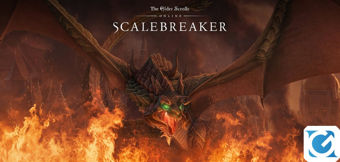 The Elder Scrolls Online: Scalebreaker Dungeon è disponibile da domani
