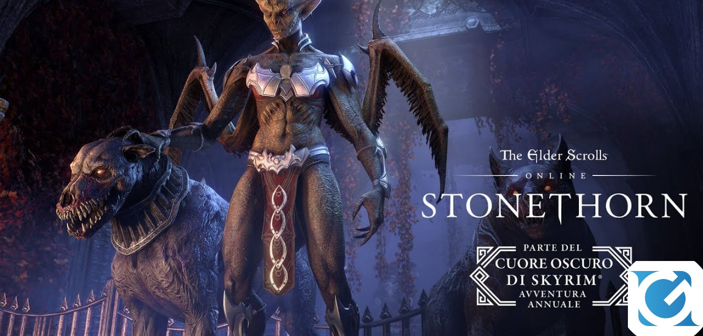 The Elder Scrolls Online: Stonethorn pubblicato un nuovo gameplay trailer