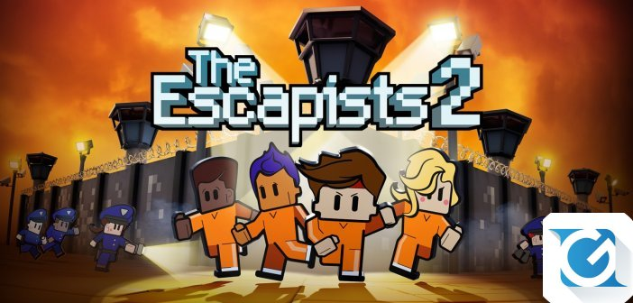 The Escapist 2 e' disponibile per Nintendo Switch!