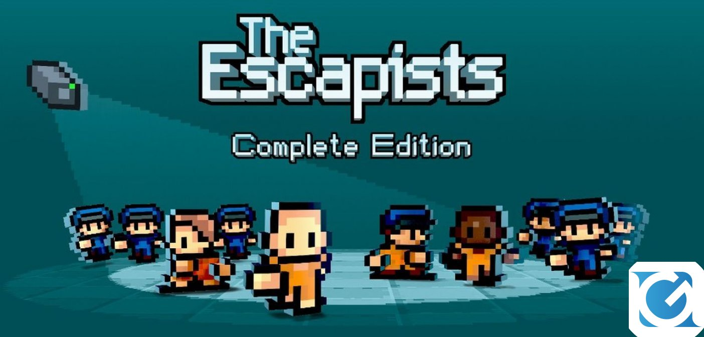 Nuovo trailer per The Escapists: Complete Edition e data d'uscita rivelata