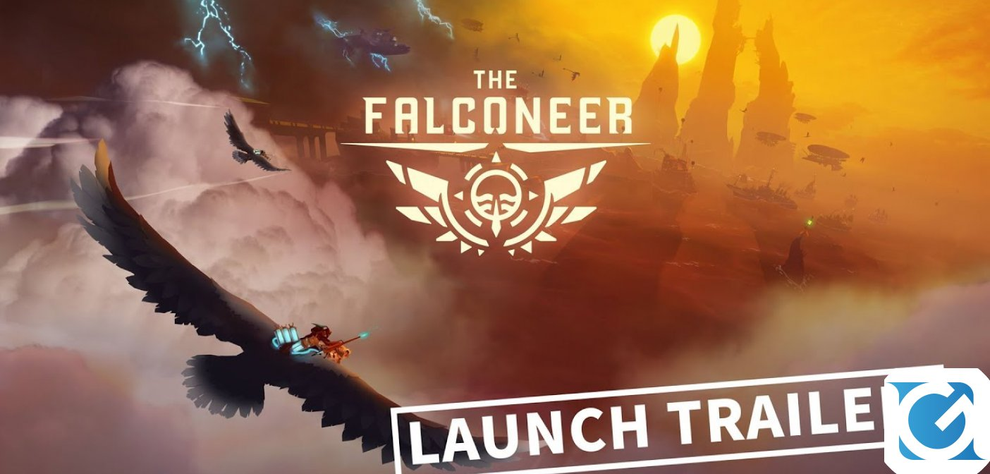 The Falconeer è disponibile per XBOX One, XBOX Seriers X e PC