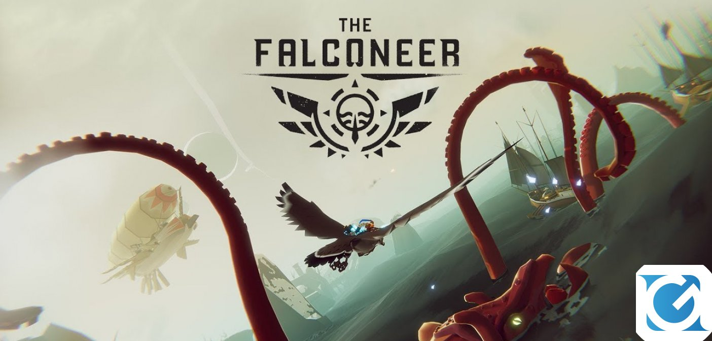 The Falconeer sarà presente alla Gamescom