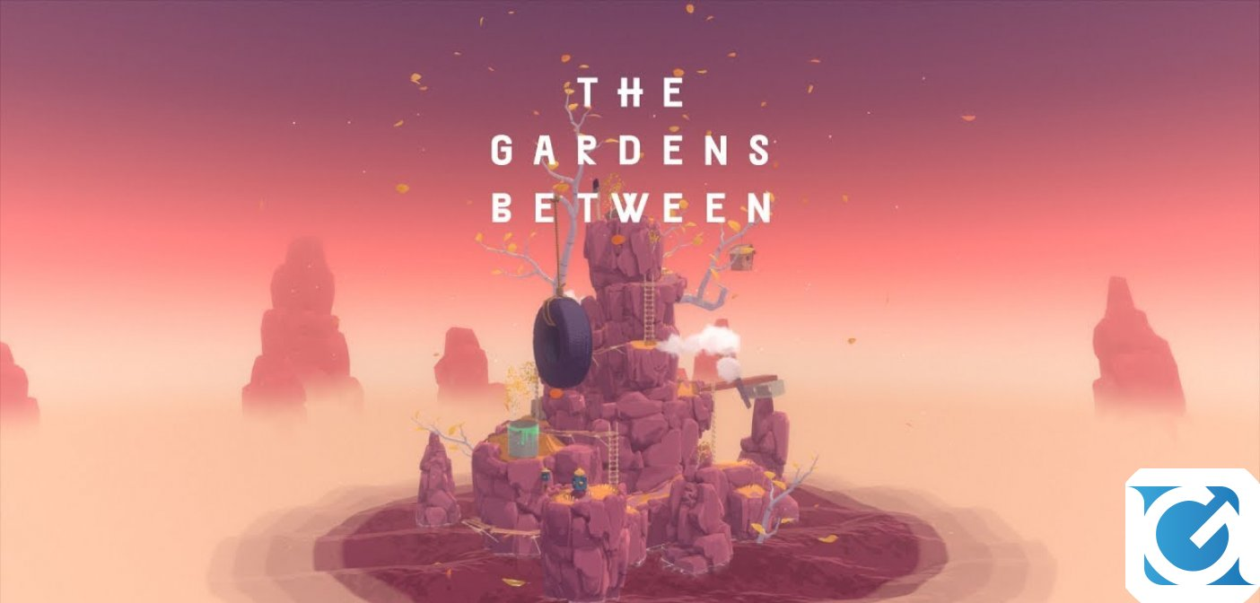 The Gardens Between è disponibile per XBOX One