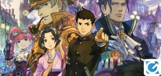 The Great Ace Attorney Chronicles arriverà in occidente il 27 luglio