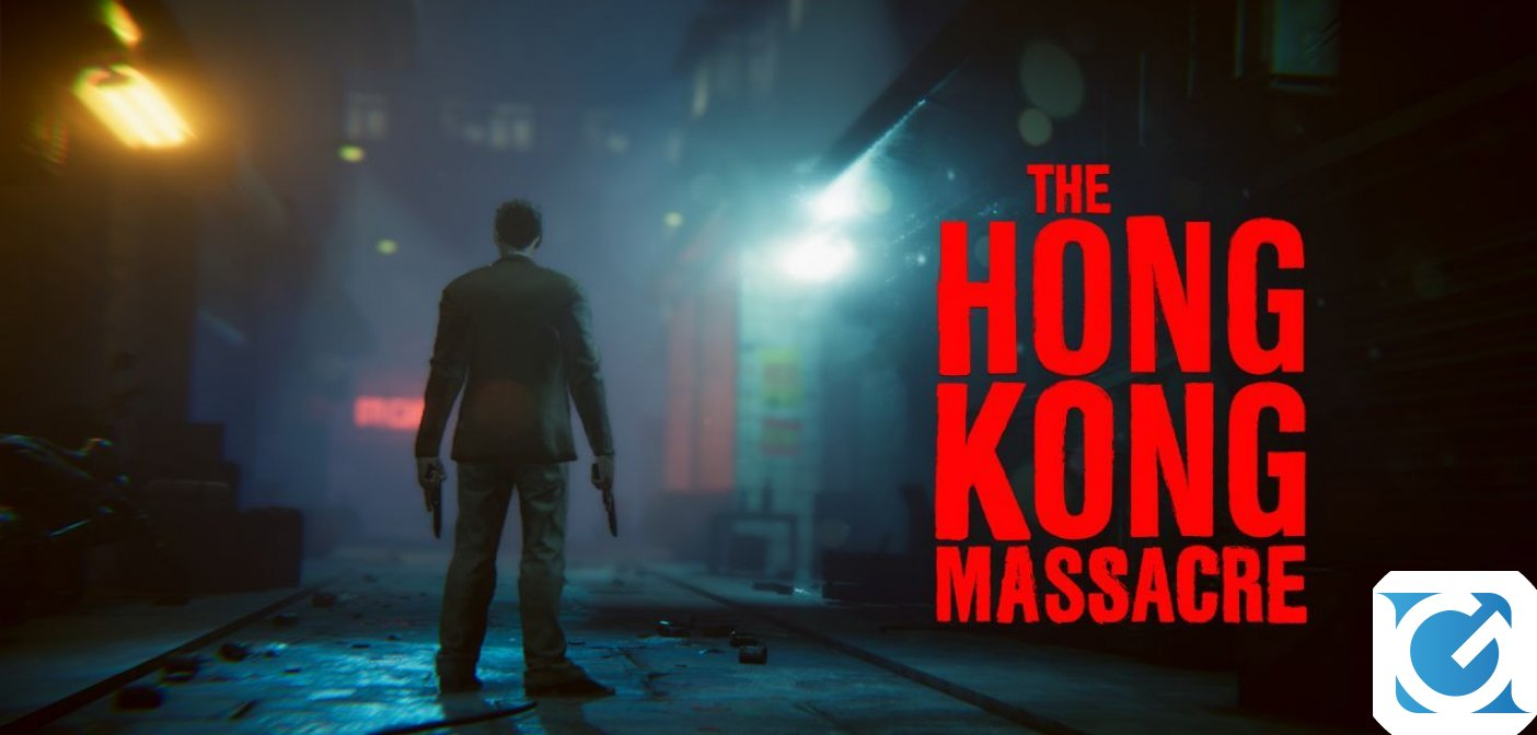 The Hong Kong Massacre arriva su Switch a fine dicembre