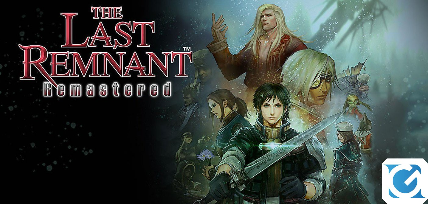 THE LAST REMNANT Remastered è disponibile per Switch