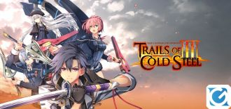 The Legend of Heroes: Trails of Cold Steel III è disponibile per PS4