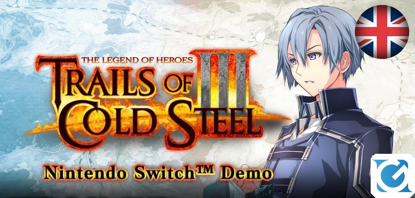 The Legend of Heroes: Trails of Cold Steel III ha una demo e una data d'uscita