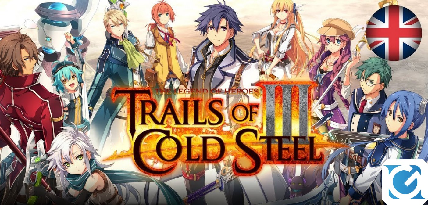 Nis America ha annunciato The Legend of Heroes: Trails of Cold Steel III in esclusiva PS4