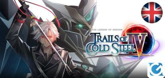 The Legend of Heroes: Trails of Cold Steel IV è disponibile per Playstation 4