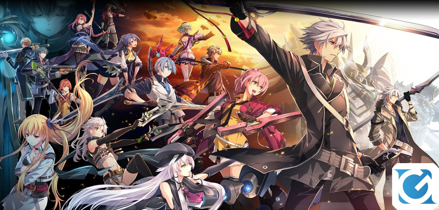 The Legend of Heroes:Trails of Cold Steel IV per Nintendo Switch verrà rilasciato ad aprile 2021