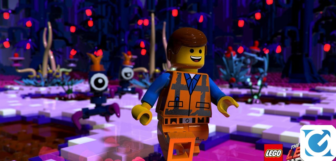 Warner Bros ha annunciato The LEGO Movie 2 Videogame