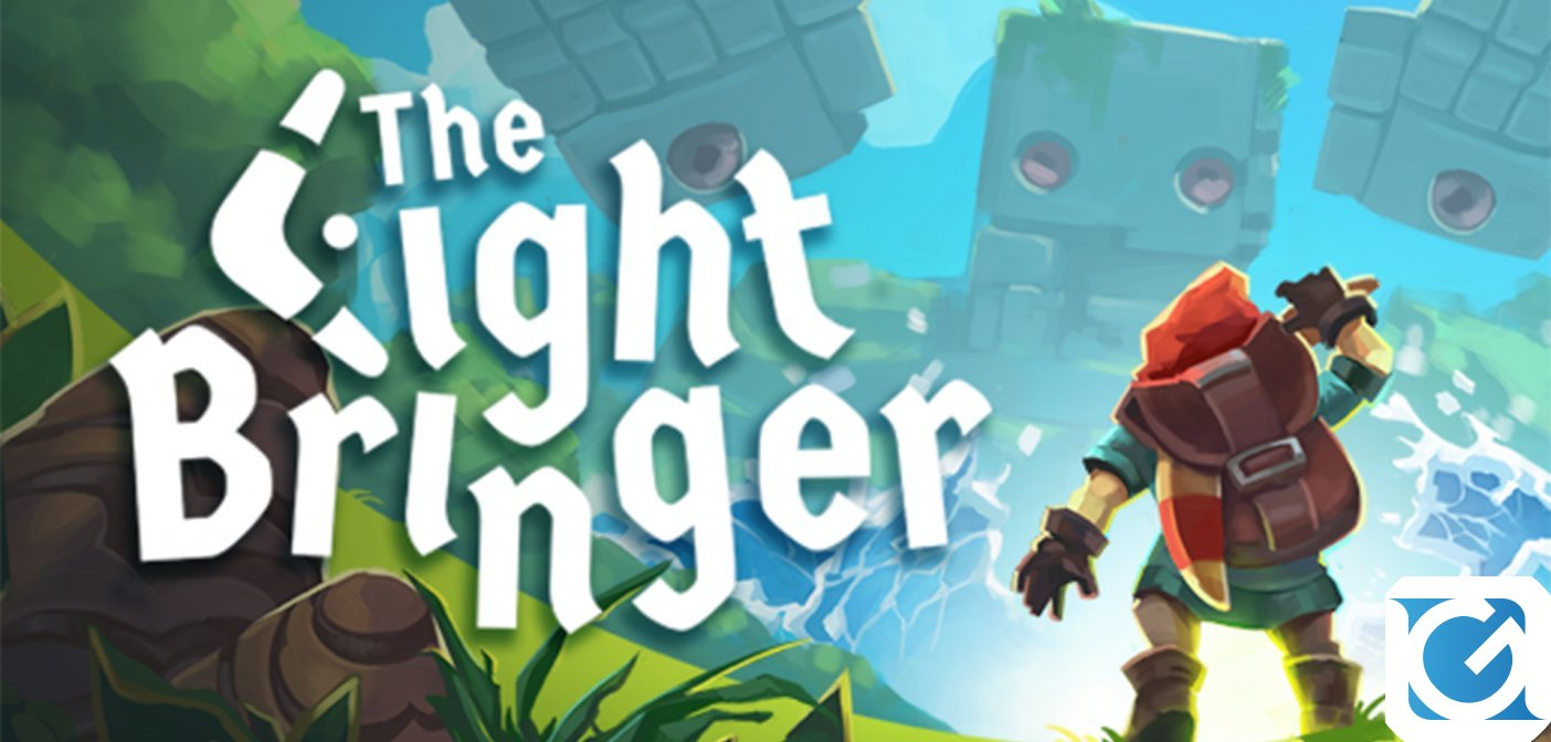 The Lightbringer annunciato per PC e Nintendo Switch