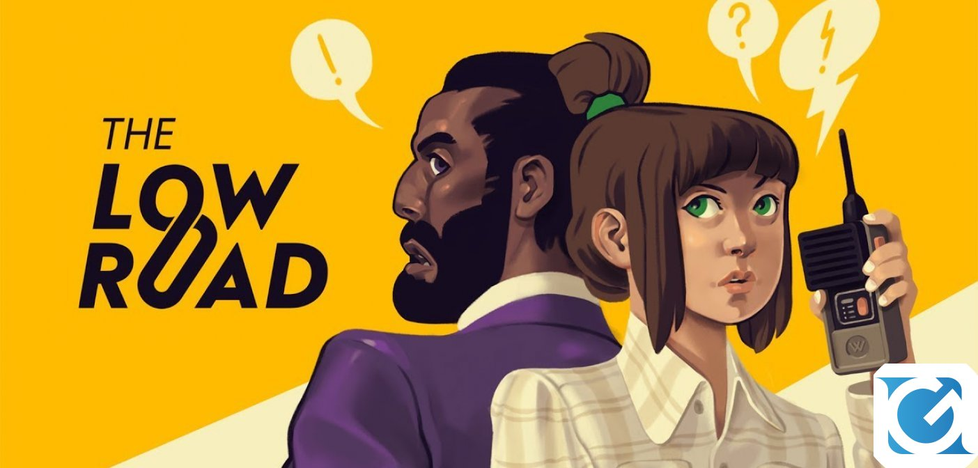 The Low Road e' disponibile per Nintendo Switch