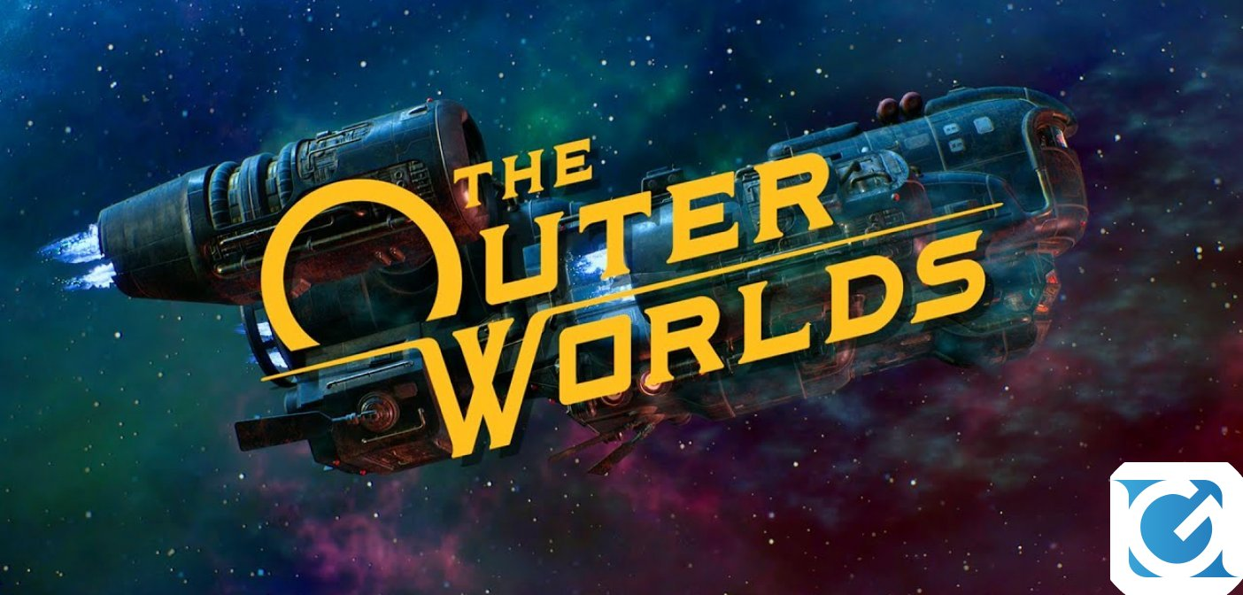 The Outer Worlds: ecco il trailer di lancio