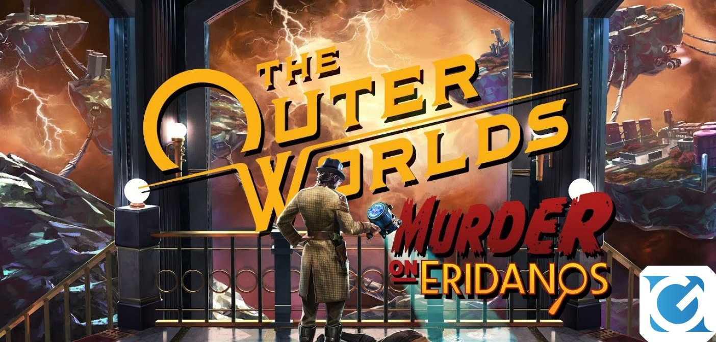 The Outer Worlds: Murder on Eridanos è disponibile!