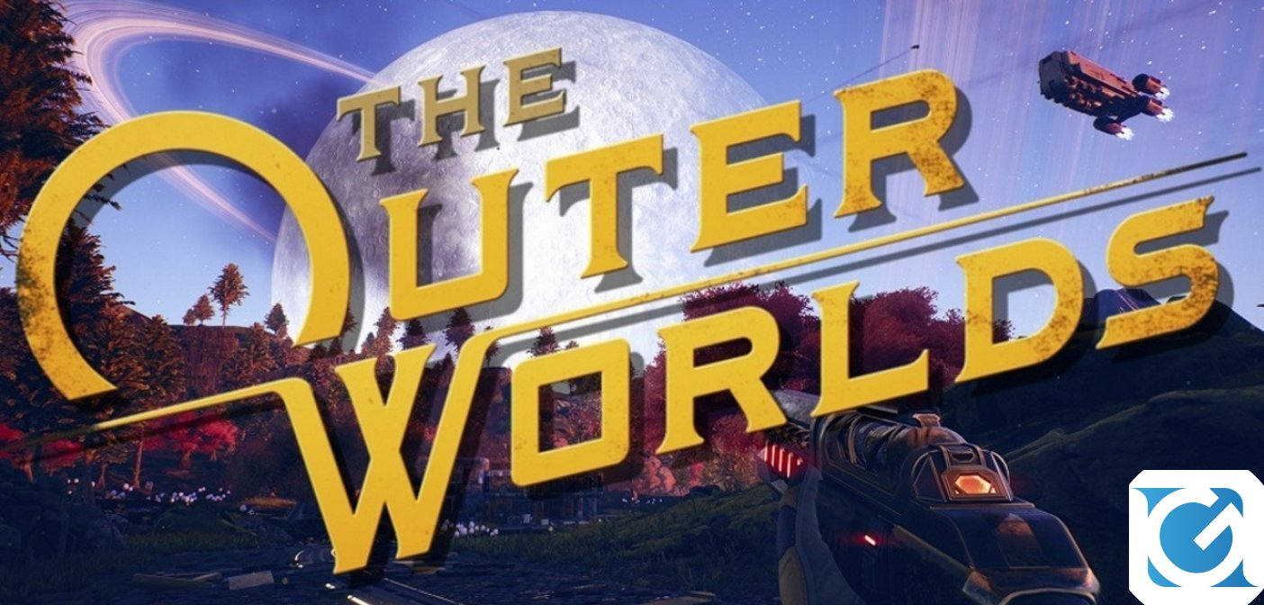 The Outer Worlds sarà distribuito da Cidiverte