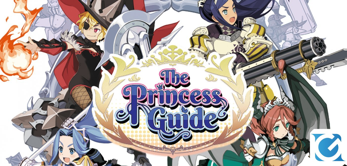 Nuovo trailer per The Princess Guide