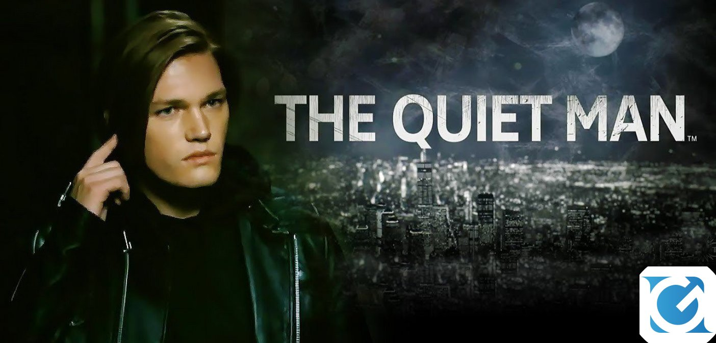 THE QUIET MAN sara' disponibile dal 1 novembre su PS4 e PC