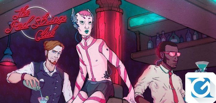 The Red Strings Club arriva su Steam a fine gennaio