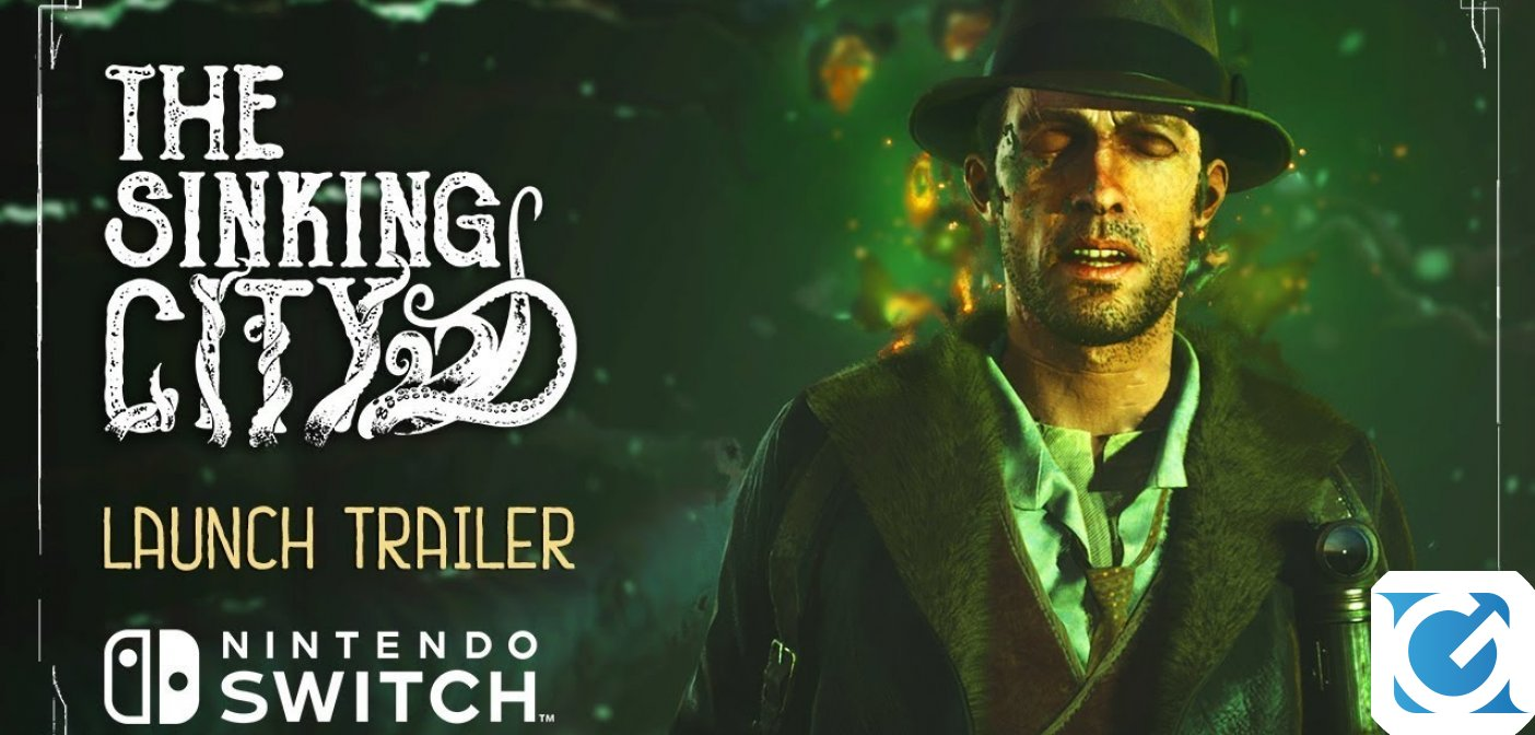 The Sinking City è disponibile su Nintendo Switch