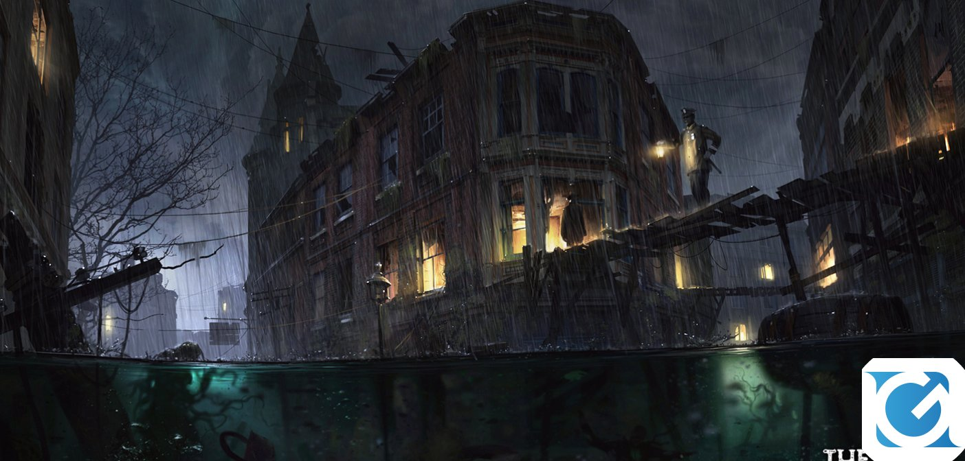 Nuovo video per The Sinking City