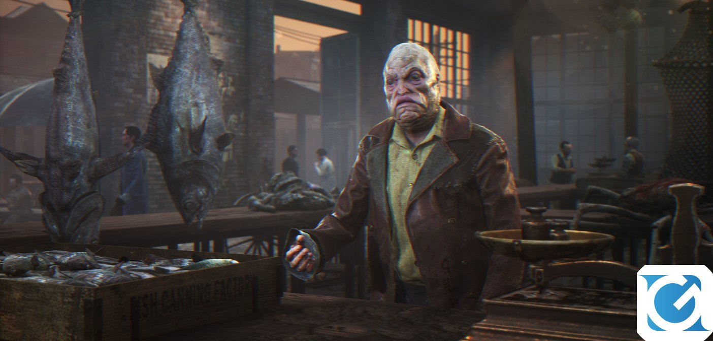 Nuovo trailer per The Sinking City